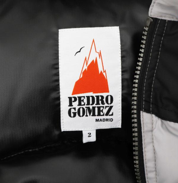Pedro Gomez Madrid Chaleco Verona Gris Lodge Negro