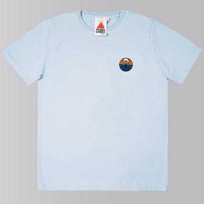 Camiseta Pedro Gómez Magnetic Igloo Blue Sky