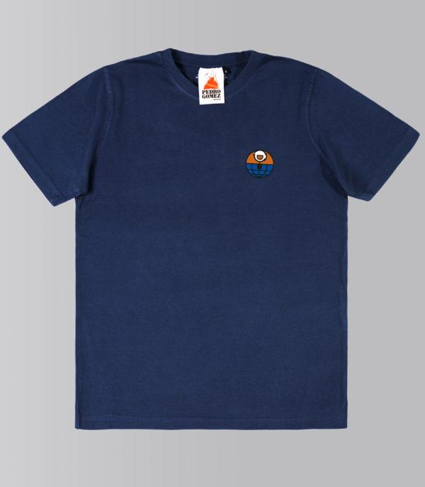 Camiseta Pedro Gómez Magnetic Igloo Navy
