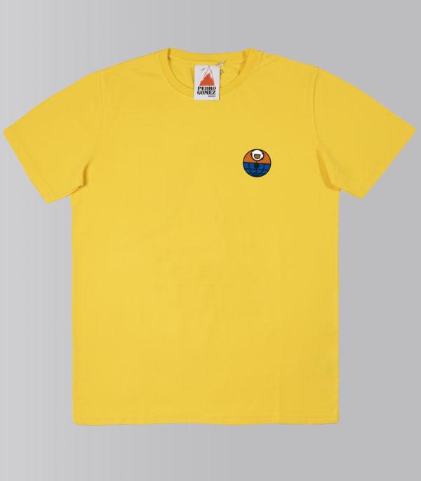 Camiseta Pedro Gómez Magnetic Igloo Yellow
