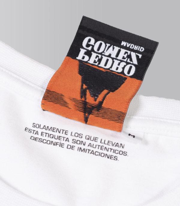 Camiseta Dawn Orange White